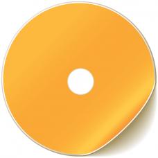 光碟貼紙Label印刷 20 至 49 張